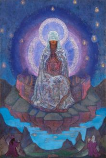 Mother of the World, Nicholas Roerich